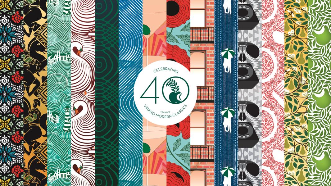 Virago Modern Classics 40th