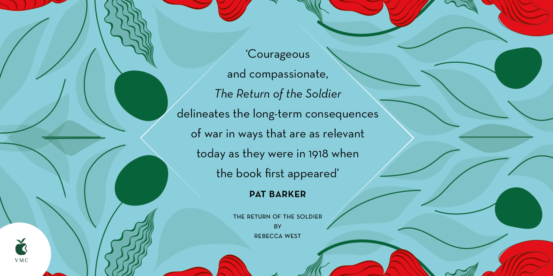 Pat Barker on The Return of the Soldier