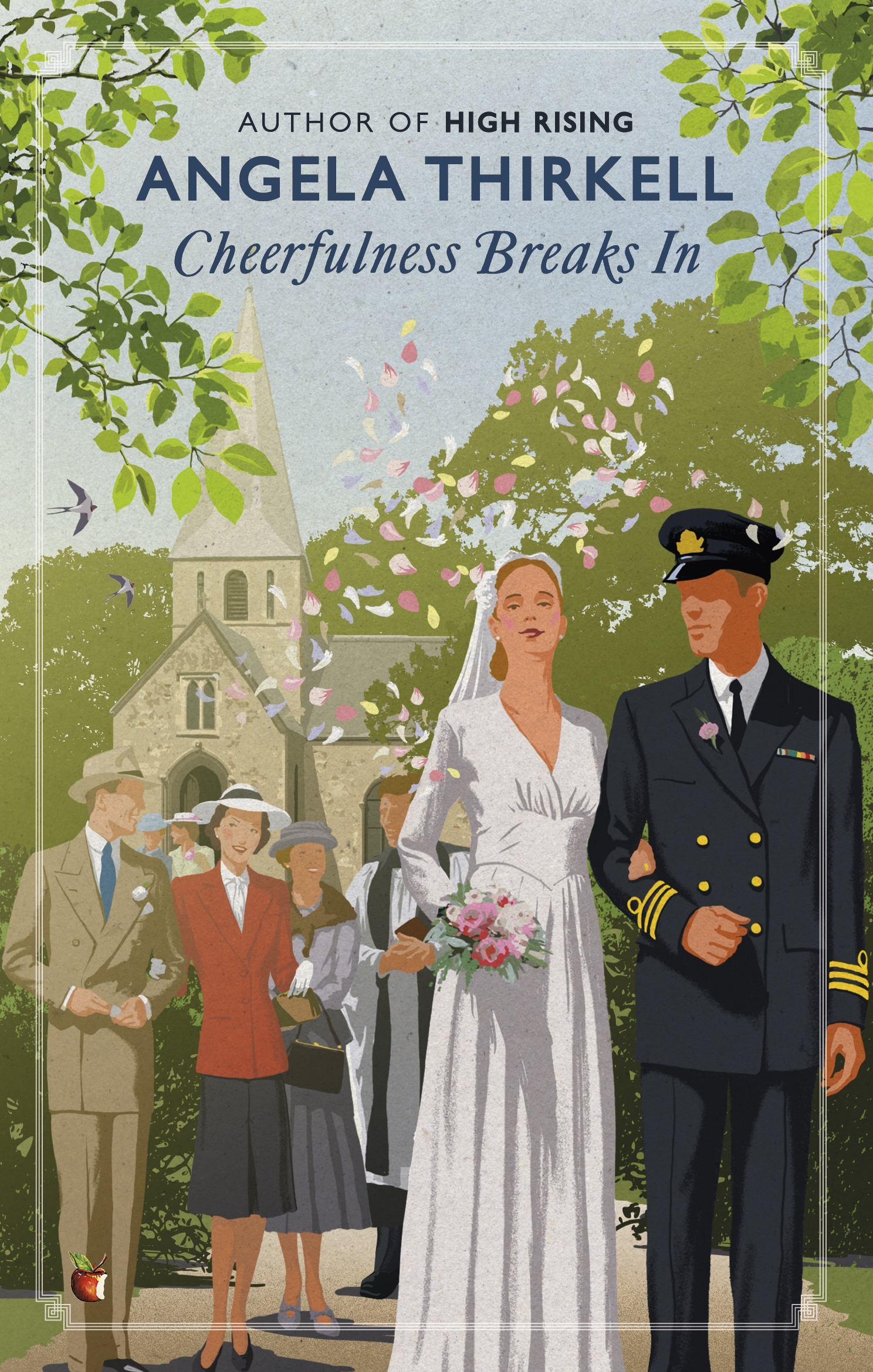 Cheerfulness Breaks In by Angela Thirkell | Hachette UK