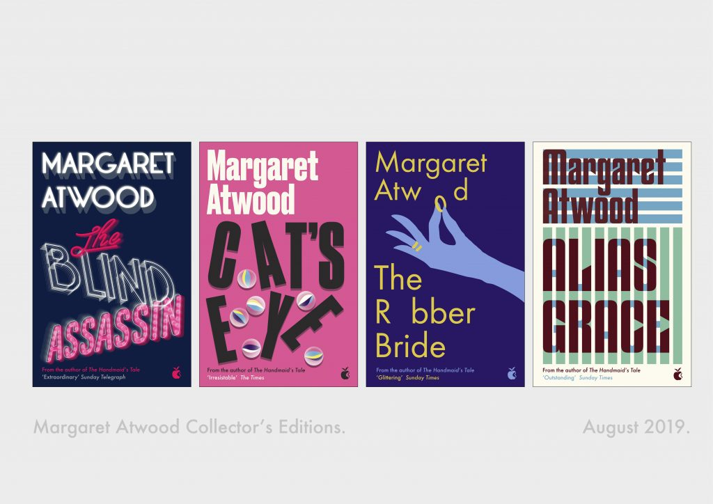 Margaret Atwood Anniversary Collection