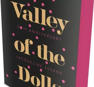 valley of the dolls pink edges